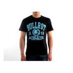 Eceelot -  Bullrot Man T-shirt - Brt6/Black/Turqoise/S 3662390005187