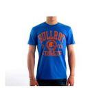 Eceelot -  Bullrot Man T-shirt - Brt6/Blue/Orange/Xl 3662390005248