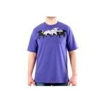 Eceelot -  Bullrot Man T-shirt - Brs144/Violet/L 3662390014967