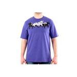 Eceelot -  Bullrot Man T-shirt - Brs144/Violet/Xxl 3662390015001
