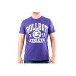 Eceelot -  Bullrot Man T-shirt - Brt6/Violet/Xxl 3662390015865