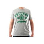 Eceelot -  Bullrot Man T-shirt - Brt7/Gris/Vert/Xxl 3662390015988