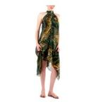 Eceelot -  Fifilles De Paris Woman Dress - Alaska/Tigrevert/U 3662390018071