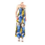 Eceelot -  Fifilles De Paris Woman Dress - Happy/Bleu/Jaune/U 3662390018637