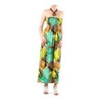 Eceelot -  Fifilles De Paris Woman Dress - Happy/Vert/Faune/U 3662390018644