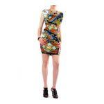 Eceelot -  Fifilles De Paris Woman Dress - Love/Baroquebleu/4 3662390018774