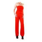 Eceelot -  Fifilles De Paris Woman Jumpsuit - Peggy/Rouge/1 3662390019276