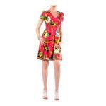 Eceelot -  Fifilles De Paris Woman Dress - Perle/Fleurs/3 3662390019313