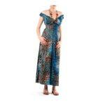 Eceelot -  Fifilles De Paris Woman Dress - Sally/Leopardbleu/2 3662390019450