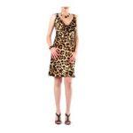 Eceelot -  Fifilles De Paris Woman Dress - Senegal/Leopard/1 3662390019535