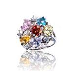 Eceelot -  Bague A Dames Woman Ring - Bad/6003/S 3662390025369