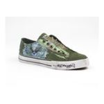 Eceelot -  Ed Hardy Woman Sneakers - F0l104w/Military/40 3662390030455