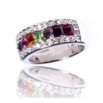 Eceelot -  Bague A Dames Woman Ring - Bad/6007/Xl 3662390030950