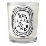 Diptyque -  Diptyque - Feuille de Lavande Candle 3700431400161