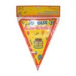 Dynsatrib -  Guirlande fanions joyeux anniversaire 3760126000274