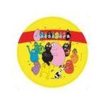 Dynsatrib -  Lot 6 assiettes barbapapa 3760126002902