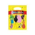 Dynsatrib -  Lot 6 sacs bonbons barbapapa 3760126002957