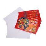 Dynsatrib -  6 cartes d'invitation Oui-Oui 3760126003824