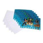 Dynsatrib -  6 invitations pirates 3760126003909