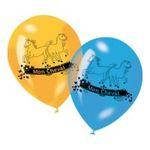 Dynsatrib -  6 ballons mon cheval 3760126004074
