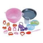 Dynsatrib -  Kit 20 pièces patisserie princesse 3760126004890