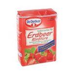 Dr. Oetker -  Dr. Oetker Gelierzucker für Erdbeer Konfitüre  4000521003371