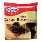 Dr. Oetker -  Dr. Oetker - Feine Kakao Rosen - 60 GR 4000521006327