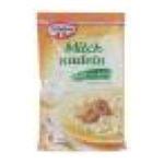 Dr. Oetker -  Dr. Oetker Suesse Mahlzeit -Milk-Noodles Vanilla ( 116 g ) 4000521774004
