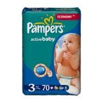 Pampers -  4015400160809