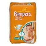 Pampers -  4015400166658