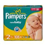 Pampers -  4015400244691