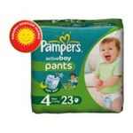 Pampers -  4015400255307