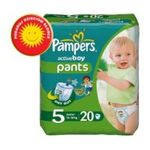 Pampers -  4015400255512