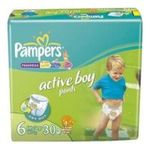 Pampers -  4015400255758