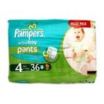 Pampers -  4015400256052