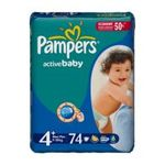 Pampers -  4015400264897