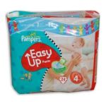 Pampers - B.24 PAMPERS MAXI EASY UP 8-15 KG |  easy up 2cf training pants sac 24ct8-15 kg maxi unisexe  4015400293484