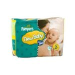 Pampers - PAMPERS NEW BABY MINI X35 |  new baby couche jetable panty sac 35ct3-6 kg mini unisexe  4015400364382