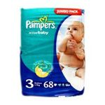 Pampers -  4015400406211