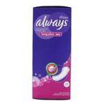 Always -  S.22 PROTEGE SLIP LONG + ALLWAYS |  alldays serviettes sanitaires boite carton 22ctsans ailette mince long plus protege slip  4015400412366
