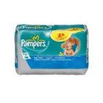 Pampers - Pampers Feuchte Tücher Babyfresh Vorteilspack, 128 Tücher 4015400422402