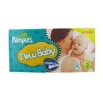 Pampers - PAMPERS |  new baby couche jetable panty boite carton 88ct 2ct 3-6 kg mini unisexe  4015400424079