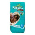 Pampers - PAMPERS BABY DRY GEANT T5  X48  11/ | PAMPERS BABY DRY GEANT T5  X48  11/25KG 4015400486114