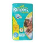 Pampers -  62x pampers baby dry value t5 4015400495116