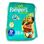 Pampers -  4015400498957