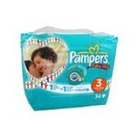 Pampers - PAMPERS BB/DRY T3 4-S X32 MIDI | PAMPERS BB/DRY T3 4-9KGS X32 MIDI 4015400502494