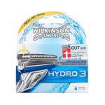 Wilkinson -   sword hydro 3 lame de rasoir blister 4ctpivotant homme 3 lames  4027800003006