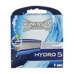 Wilkinson -   sword hydro 5 lame de rasoir blister 8ctpivotant homme 5 lames  4027800003600