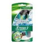 Wilkinson -   sword xtreme iii pure sensitive rasoir jetable sachet plastique 8cttete fixe homme 3 lames  4027800070947