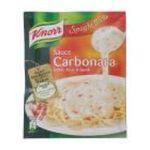 Knorr - Knorr Spaghetteria Carbonara Sauce - 1 pc 4038700114129